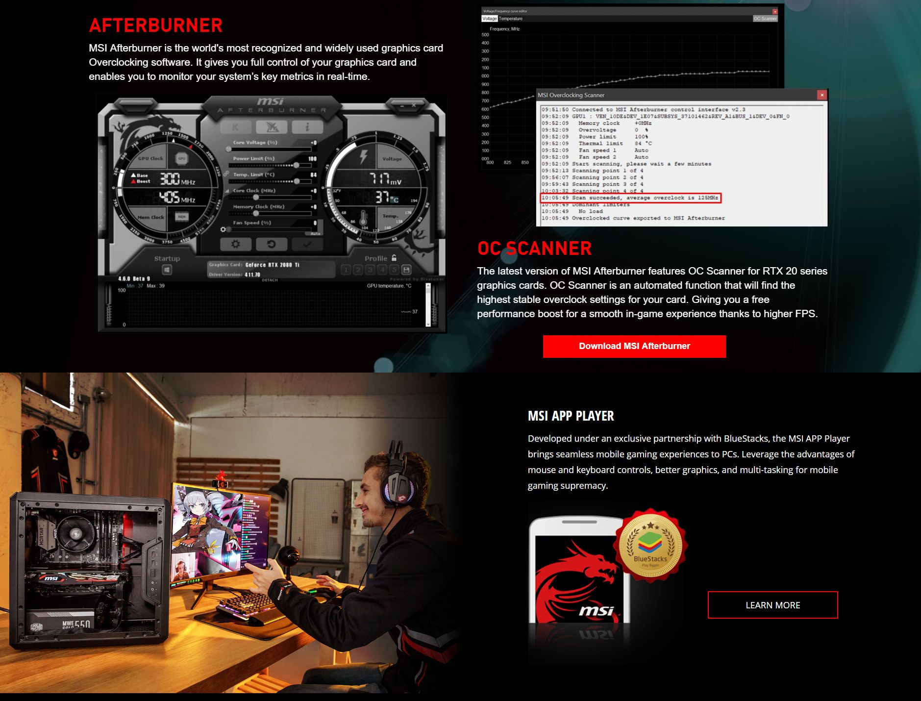 MSI Geforce RTX 2060 Super Ventus 8G OC Graphics Card