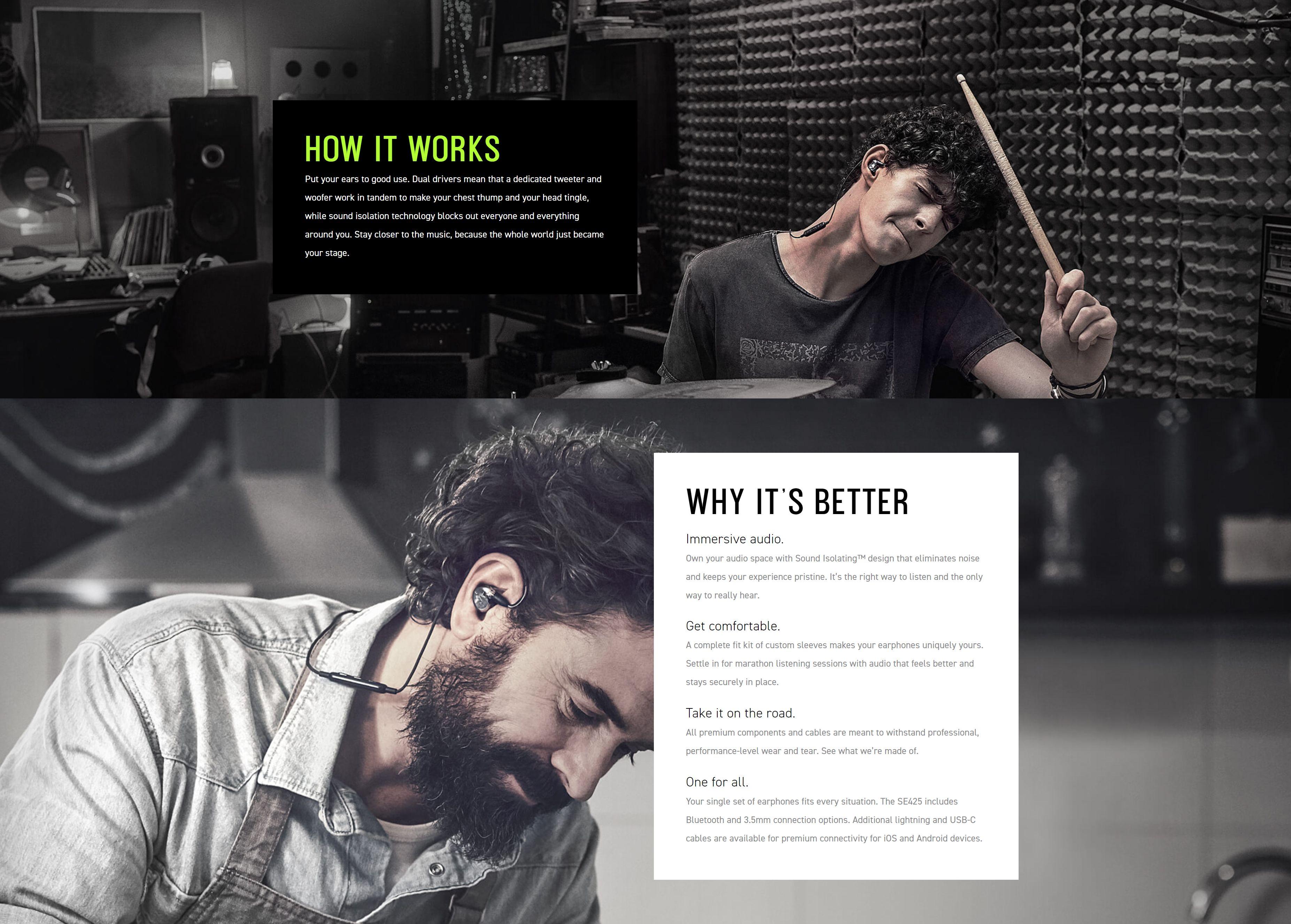 #1457 - 'SE425 - Sound Isolating™ Earphones' - www_shure_com.jpg