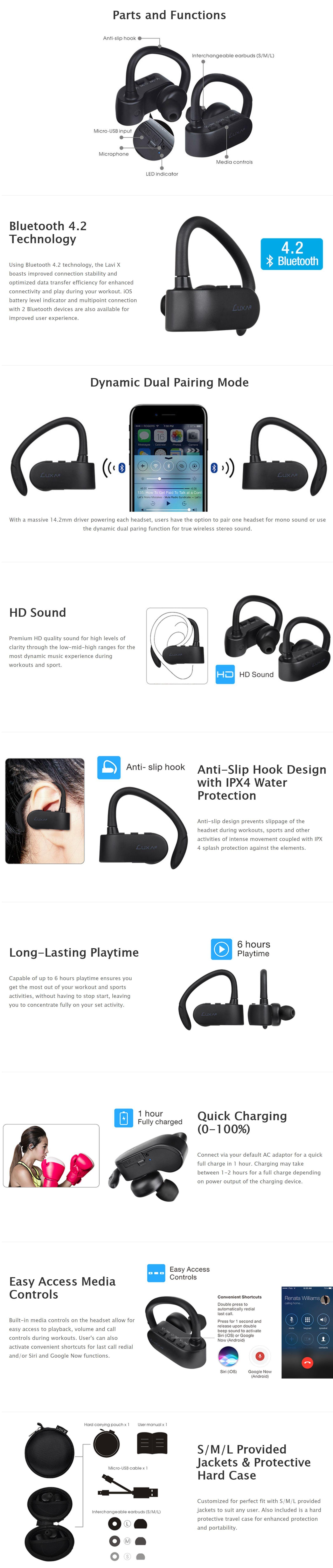 #1549 - 'LUXA2-Lavi X Sports Wireless Earbud Headset' - www_luxa.jpg