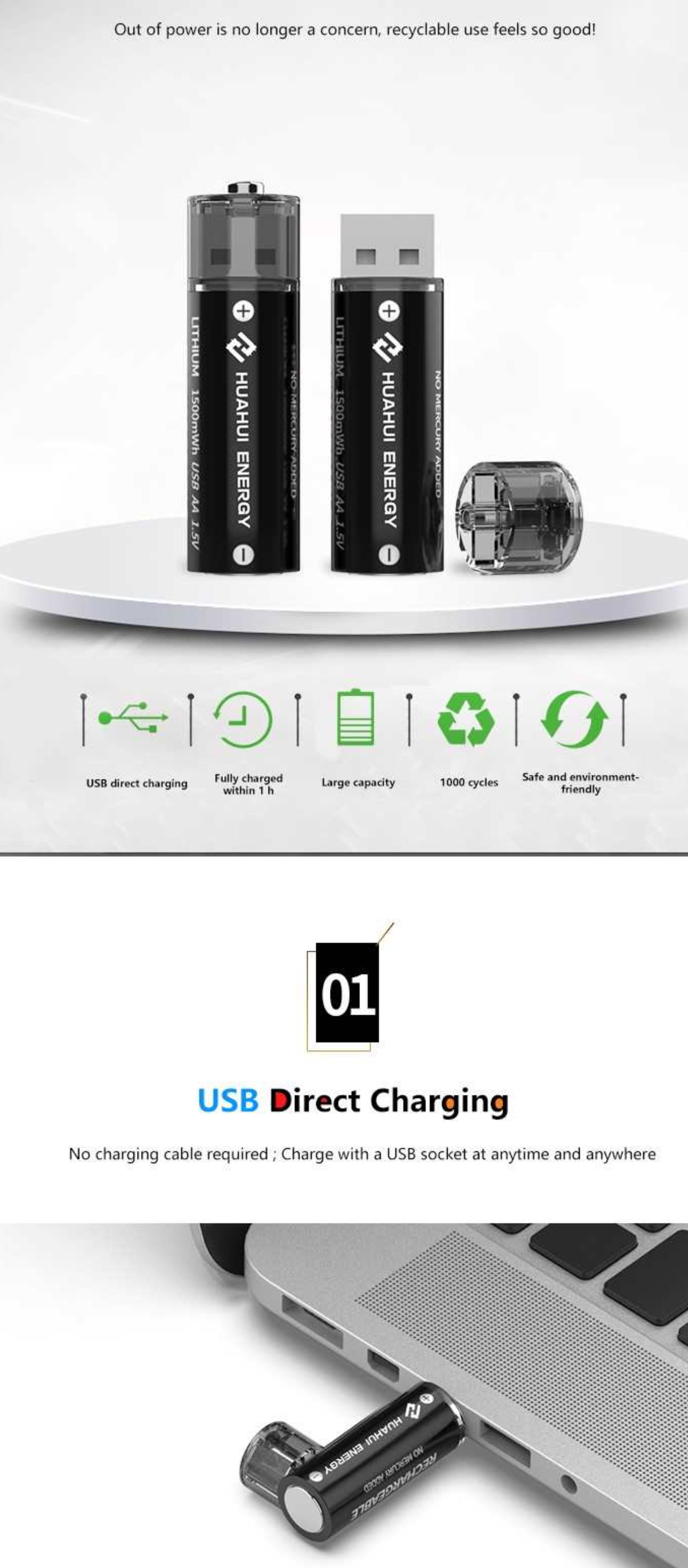#1564 - 'Buy Now I HUAHUI Two AA USB Rechargeable Lithium 1500mWh Battery Pack I PLE Computers' - www_ple_com_au.jpg