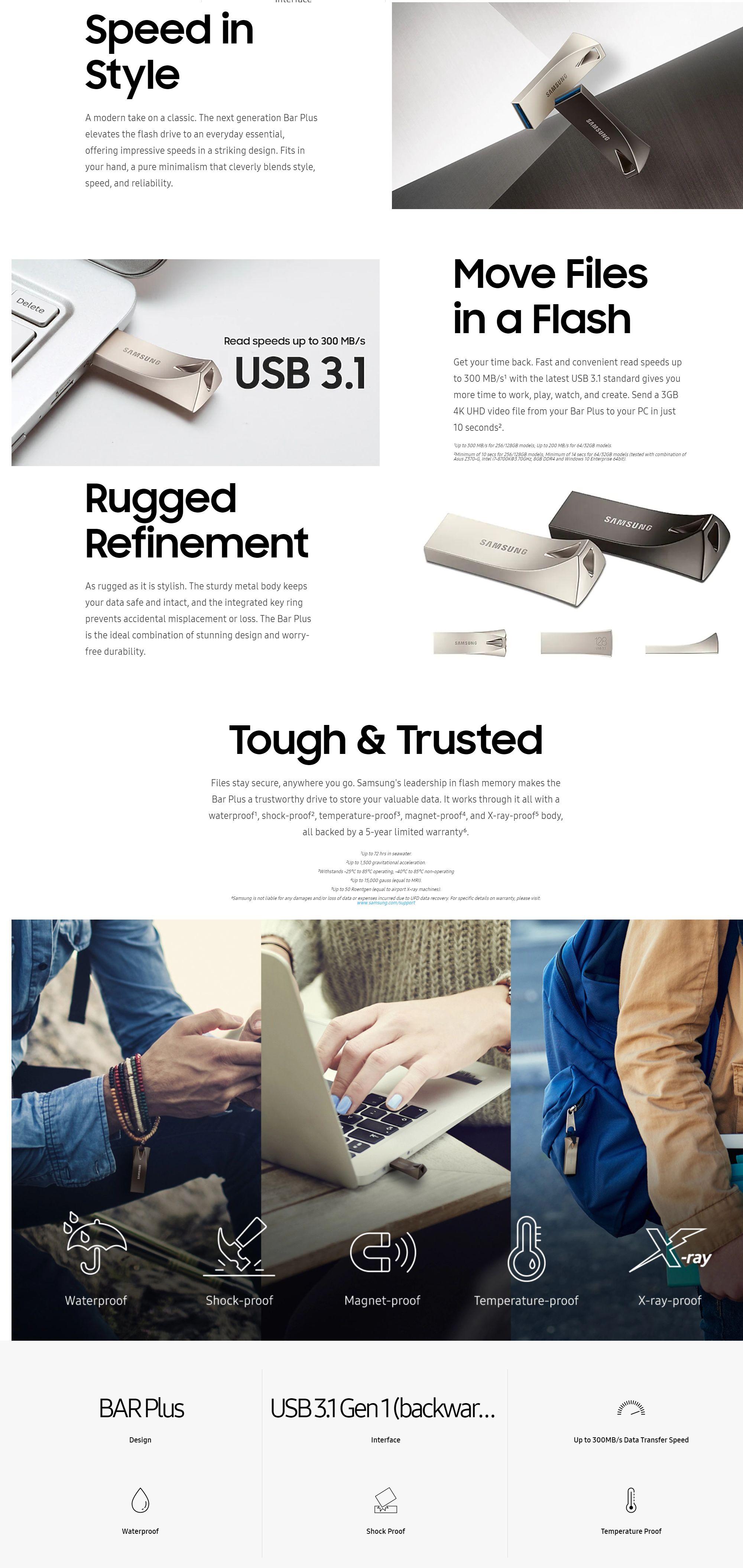 #1568 - 'USB 3_1 Flash Drive BAR Plus 128GB Champagne Silver Memory & Storage - MUF-128BE3_AM I Samsung US' - www_samsung_com.jpg