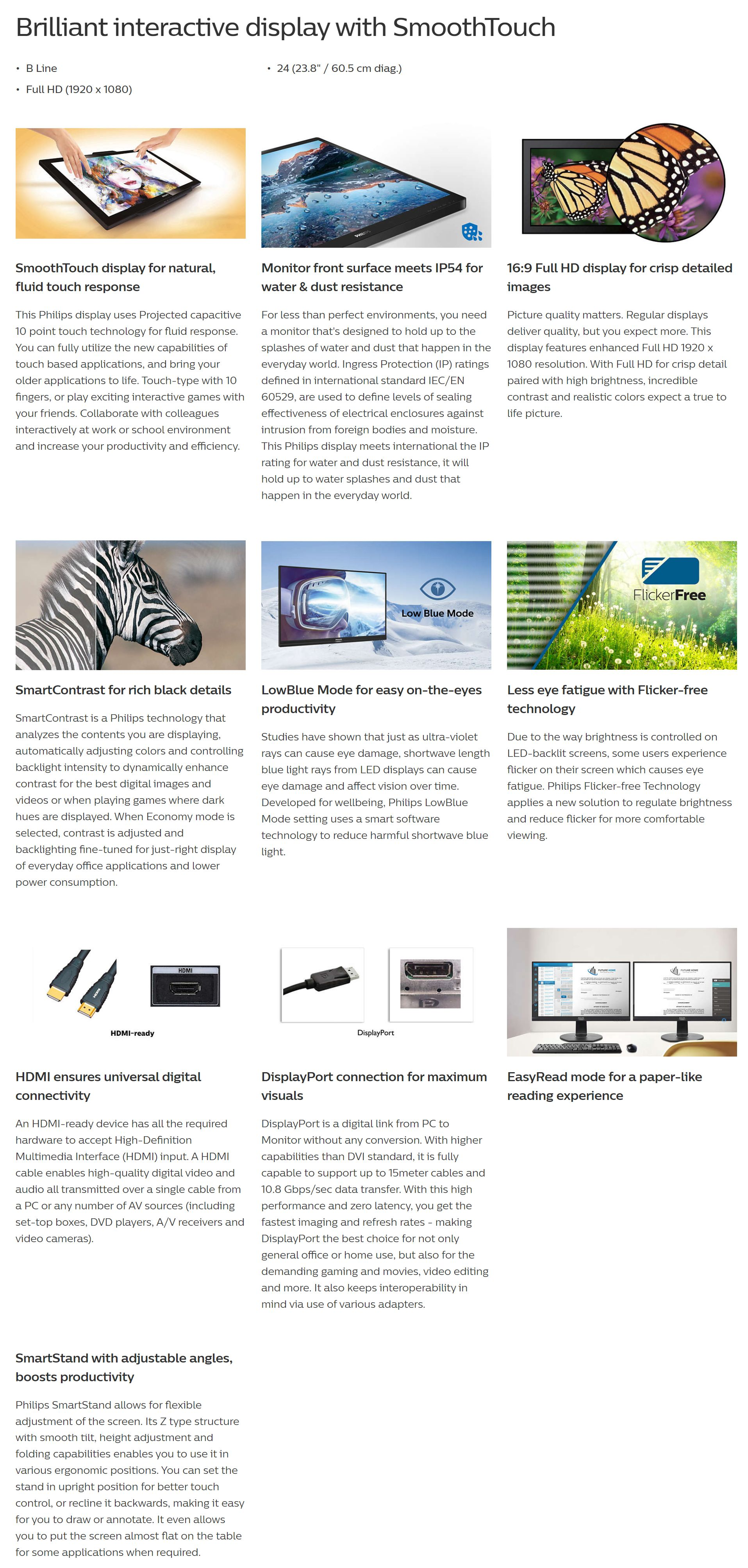 #1633 - 'LCD monitor with SmoothTouch 242B9T_75 I Philips' - www_philips_com_au.jpg
