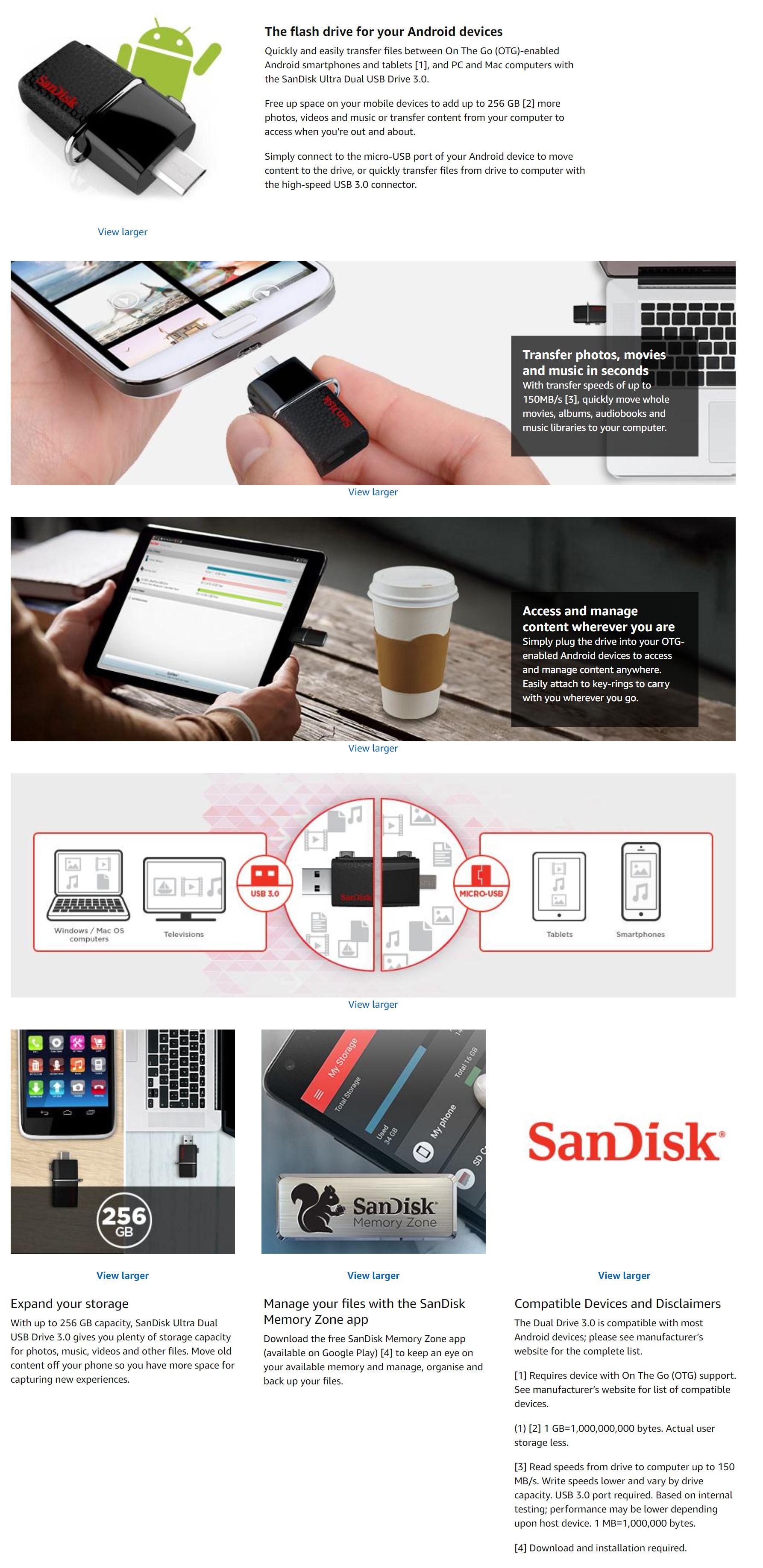 #1774 - 'SanDisk 256GB Ultra Dual USB Drive 3_0 - USB3_0 - SDDD2-256G-GAM46_ USB Flash Drives_ Amazon_com_au' - www_amazon_com_au.jpg