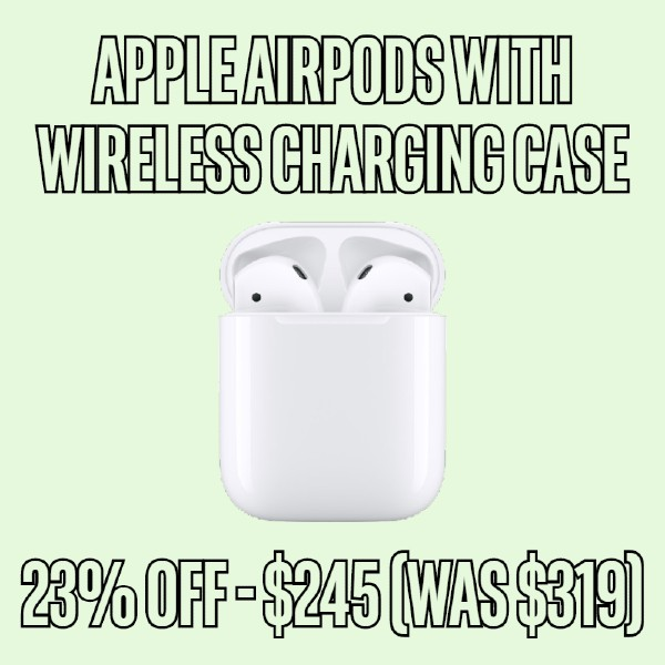 23% Off Apple Airpods (MRXJ2ZA/A)