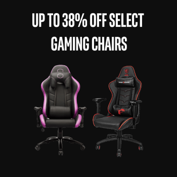 Up To 38% Off Select Chairs