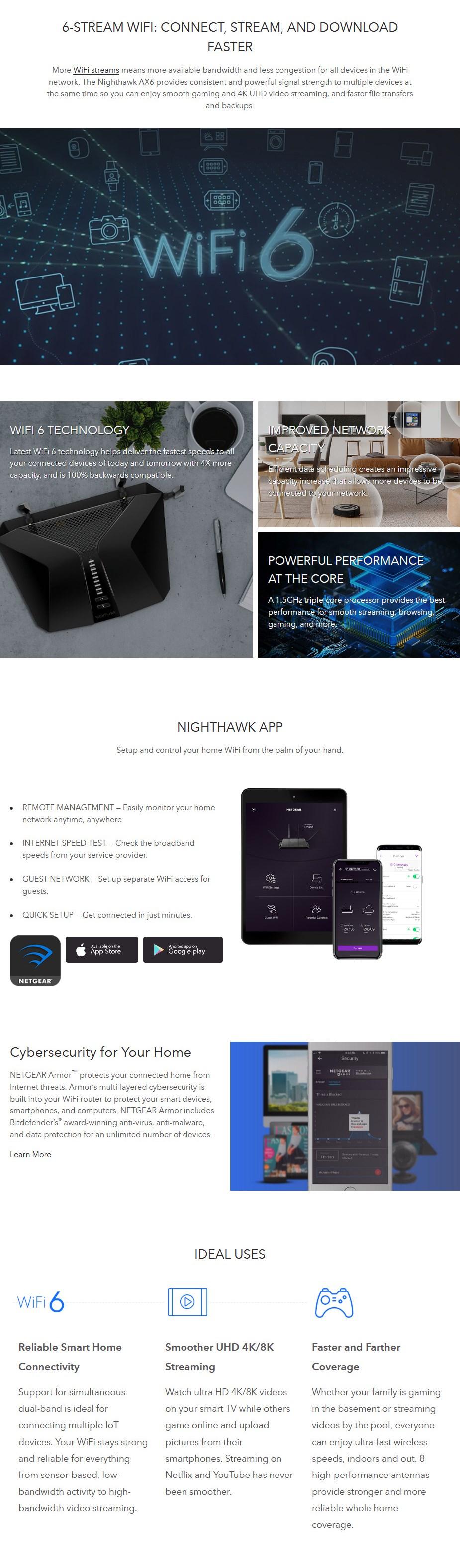 netgear_nighthawk_rax50_ax5400_6stream_wifi_6_router_ac40251_4.jpg