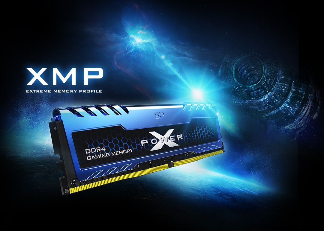XPOWER Turbine<br> DDR4 Gaming Memory Module Bite Into Overheating