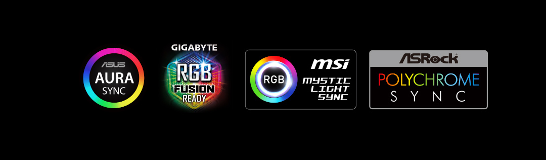 XPOWER Turbine RGB<br> DDR4 Gaming Memory Module Backed By Major Motherboard Brands