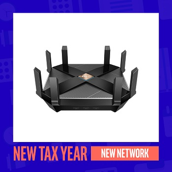 New Tax Year, New Network