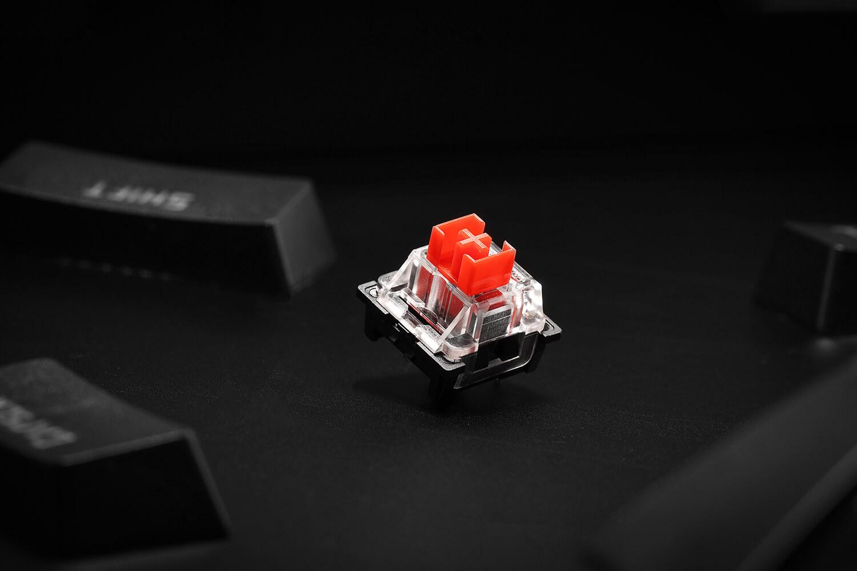redragon - k552 wired gaming keyboard red switch.JPG