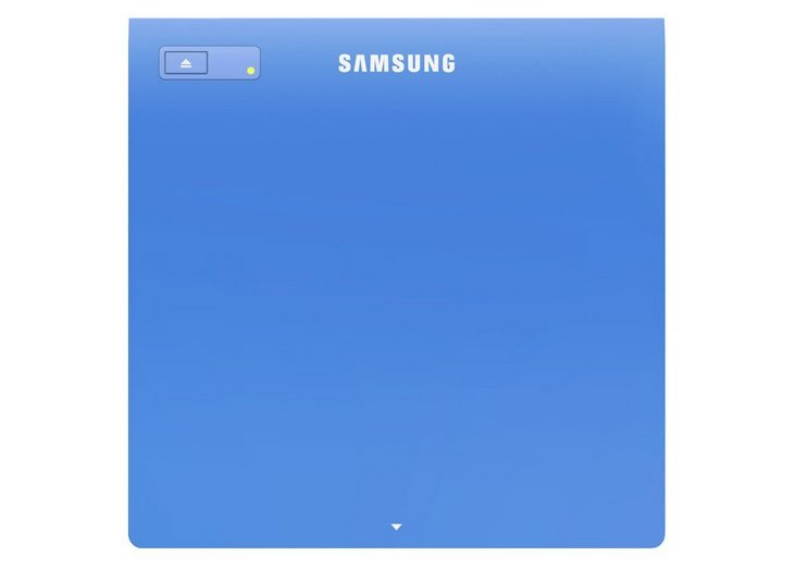 Samsung Slim External USB DVD-Writer Blue (SE-208GB/RSLD)