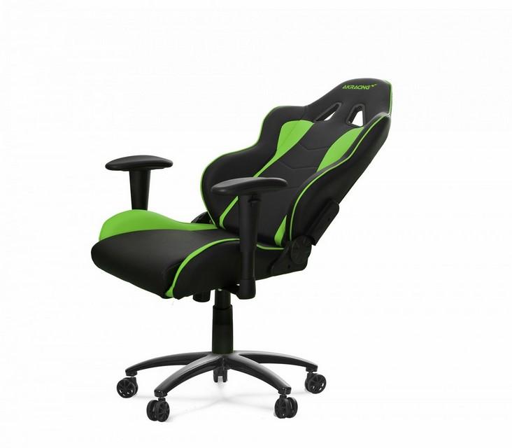 Akracing Nitro Series Office Gaming Chair Black Green