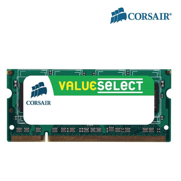 Corsair CMSO4GX3M1A1333C9 4GB PC 10600 1333MHzSODIMM