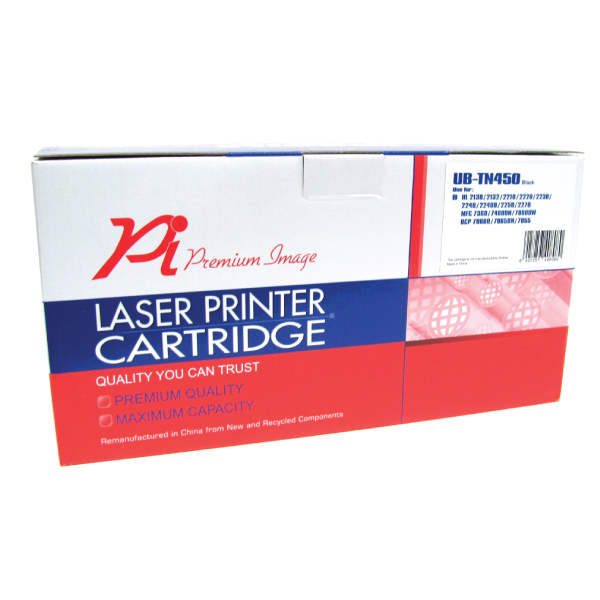 Compatible Brother TN2250 Toner Cartridge for HL-2240D