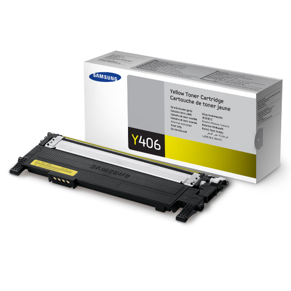 samsung clt y406s see toner for clp 365 clx 3305 series. Black Bedroom Furniture Sets. Home Design Ideas