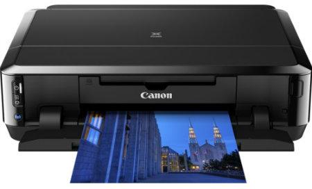 Canon iP7260 5 colour, 9600dpi, 21 sec 6x4 photo, Auto Duplex, Disc print,  Dual path, PictBridge