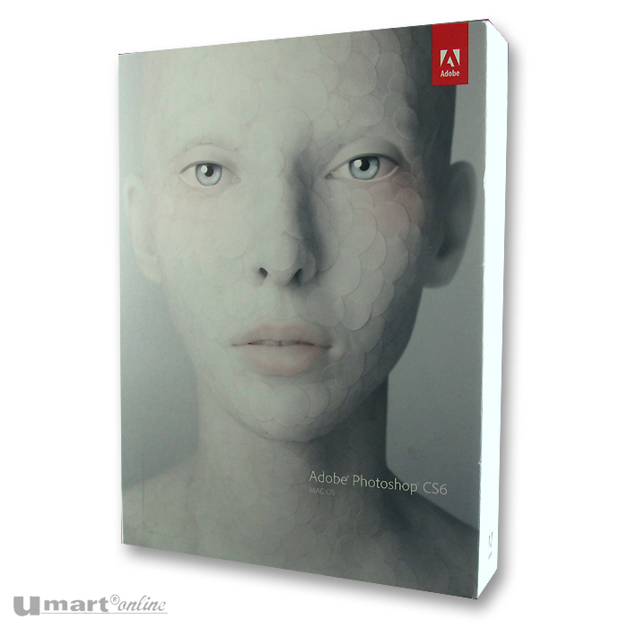 Adobe Photoshop CS6 13 OEM No Box for MAC