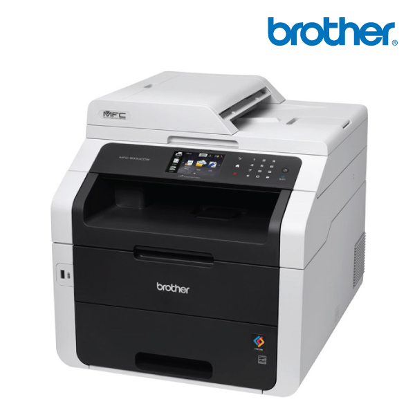 how to set up brother mfc 9330cdw