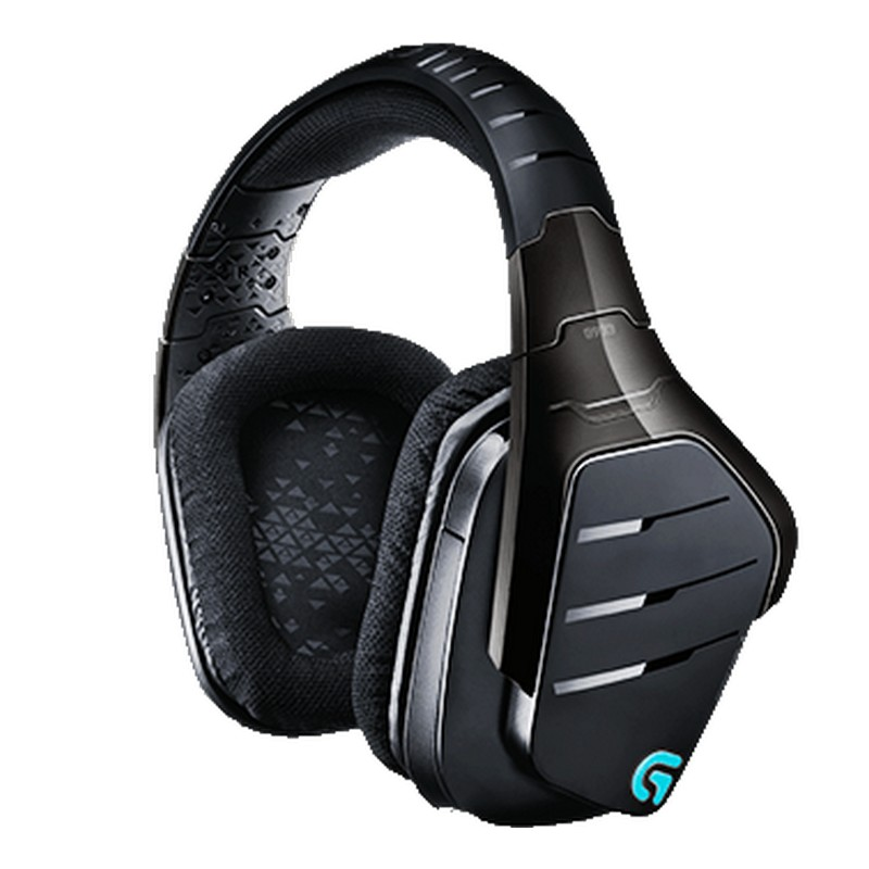 dbfca8d7f25 Logitech G933 Artemis Spectrum Wireless 7.1 Surround Gaming Headset ...