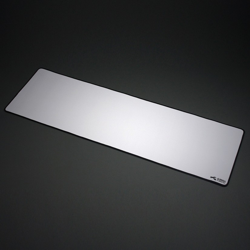 Glorious Extended Gaming Mouse Pad White Umart Com Au
