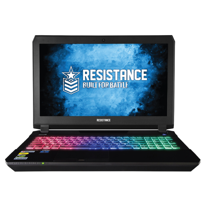 Resistance VR Striker GTX 1060 17 3in IPS Gaming Notebook