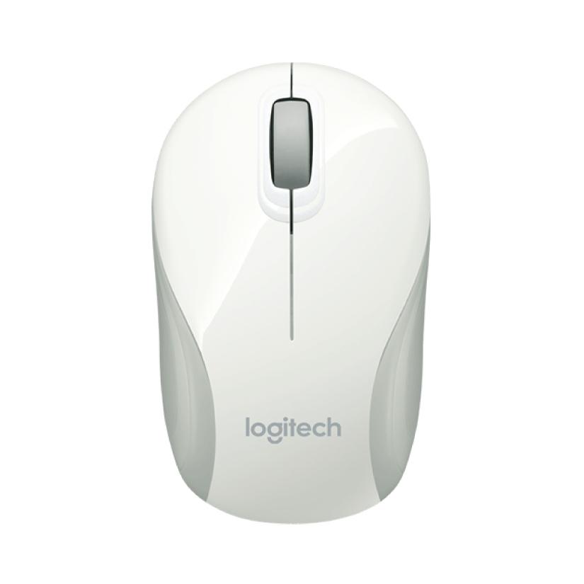 7b09f21aee2 Logitech Wireless Mouse M187 White - Umart.com.au