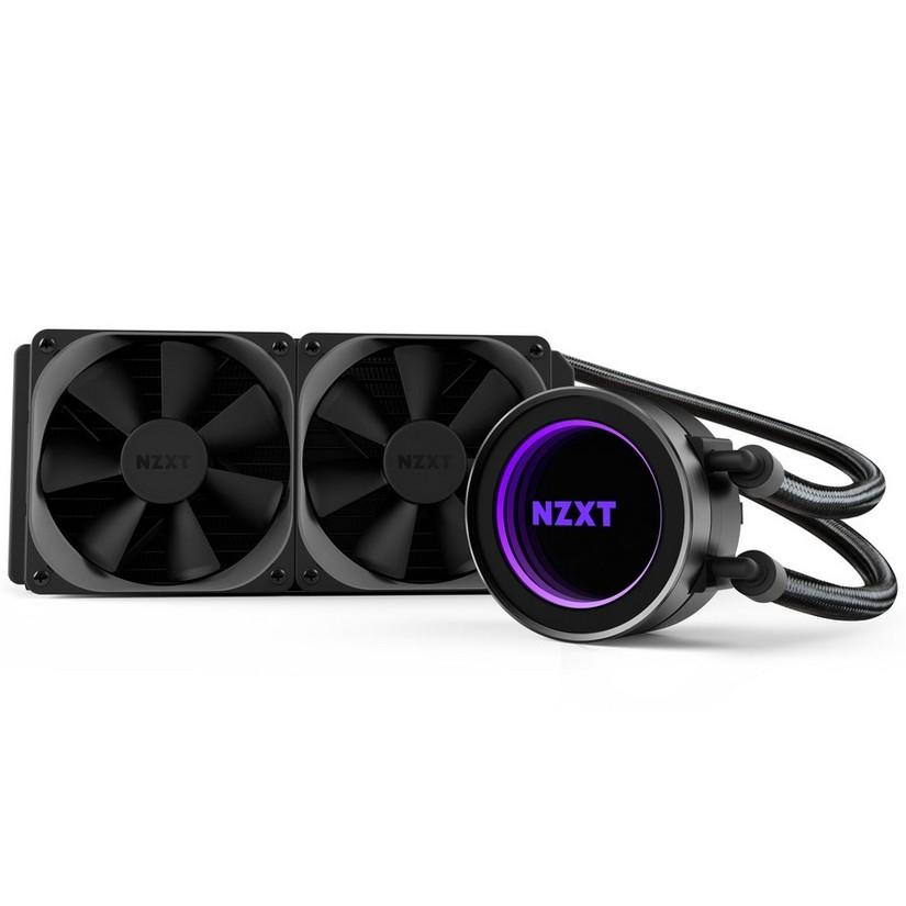 NZXT Kraken X52 Liquid CPU Cooler AM4 Support