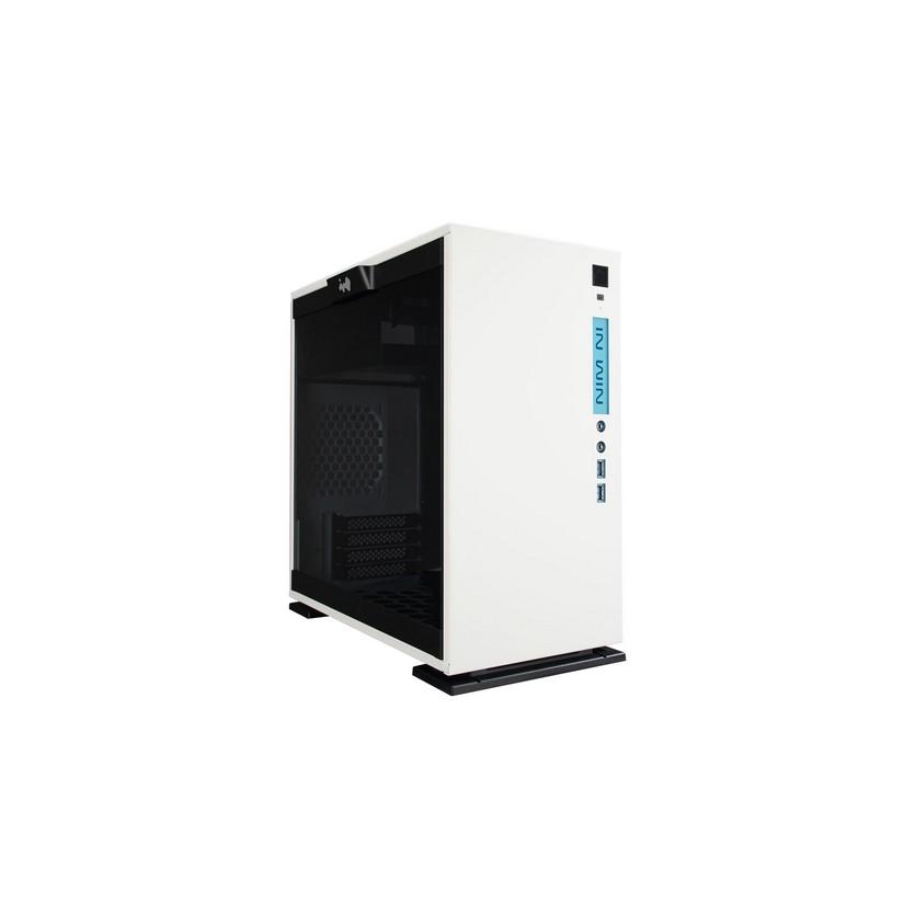 Inwin 301 Micro ATX Tower White Chassis