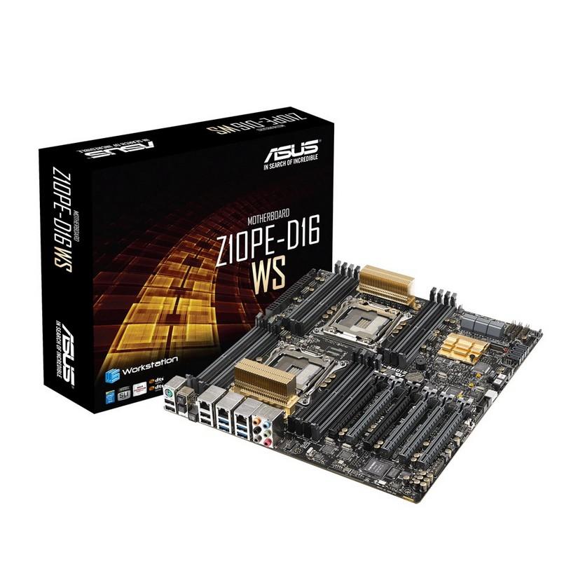 Asus Z10PE-D16 WS LGA 2011-3 EEB Workstation Motherboard