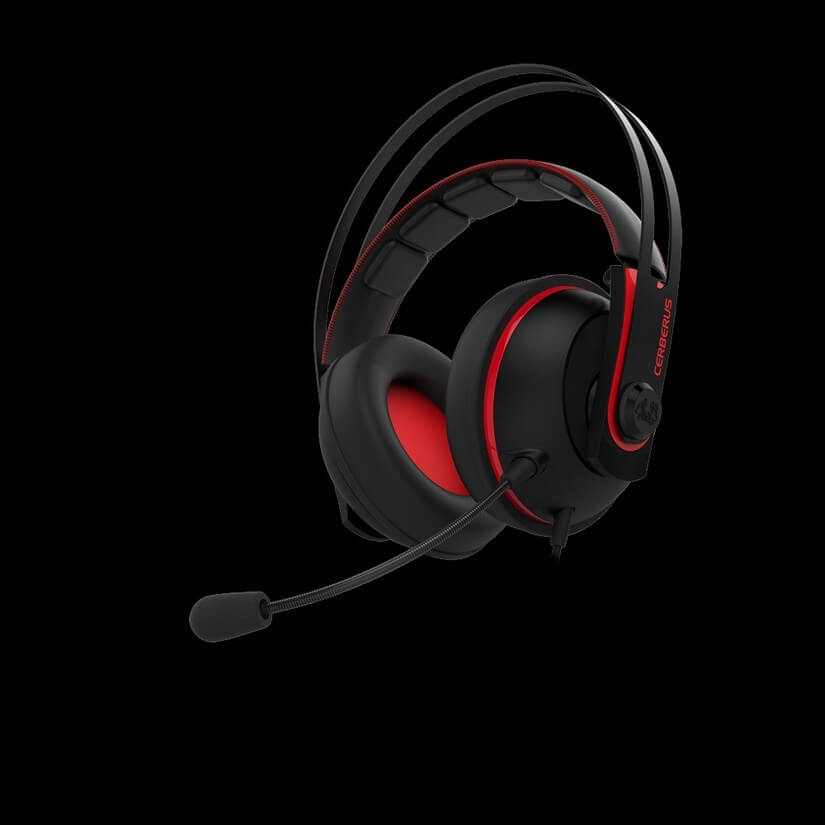 197659af3ca Asus Cerberus V2 Gaming Headset 53mm Drivers PC/Mac/PS4/Xbox One ...