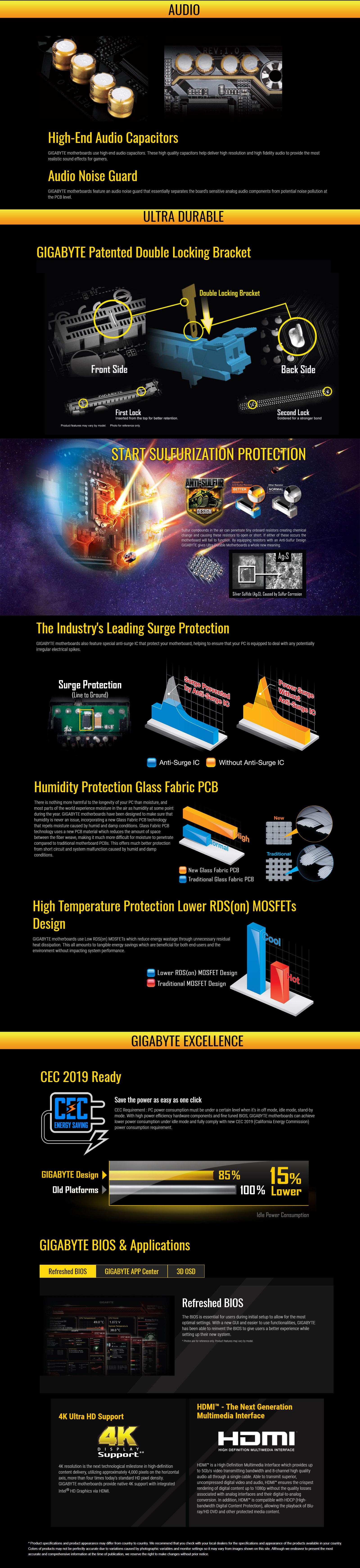 Gigabyte H310M-H-2 0 LGA 1151 Micro ATX Motherboard