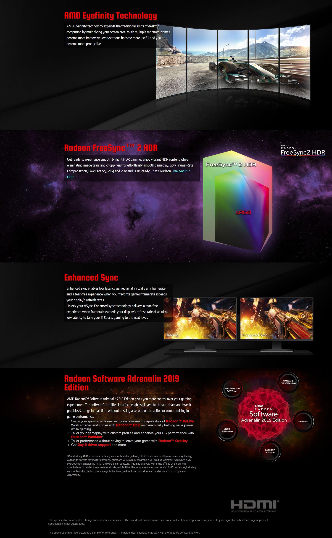 ASRock Radeon RX 570 Phantom Gaming D 8G OC Graphics Card