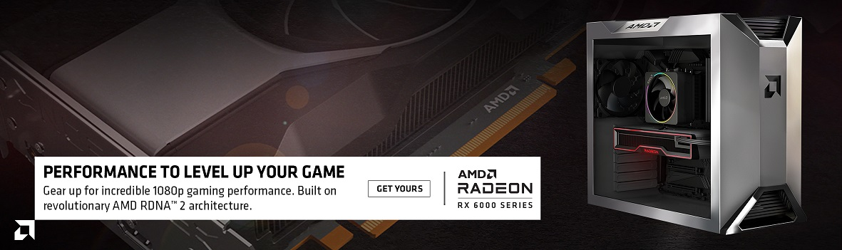 AMD 6600XT GPUs are HERE!