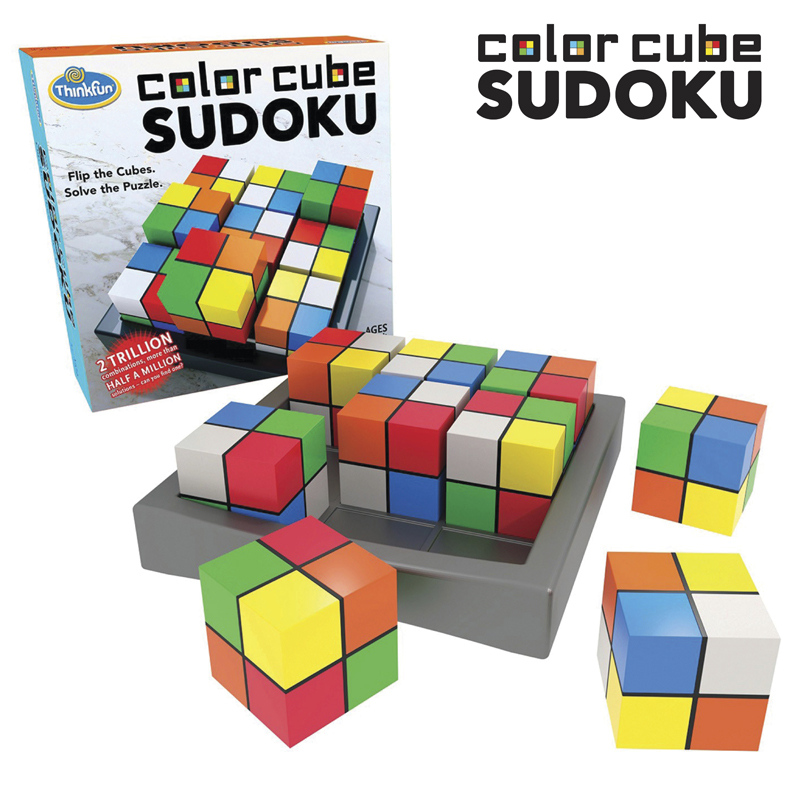 Educational Puzzles & Games