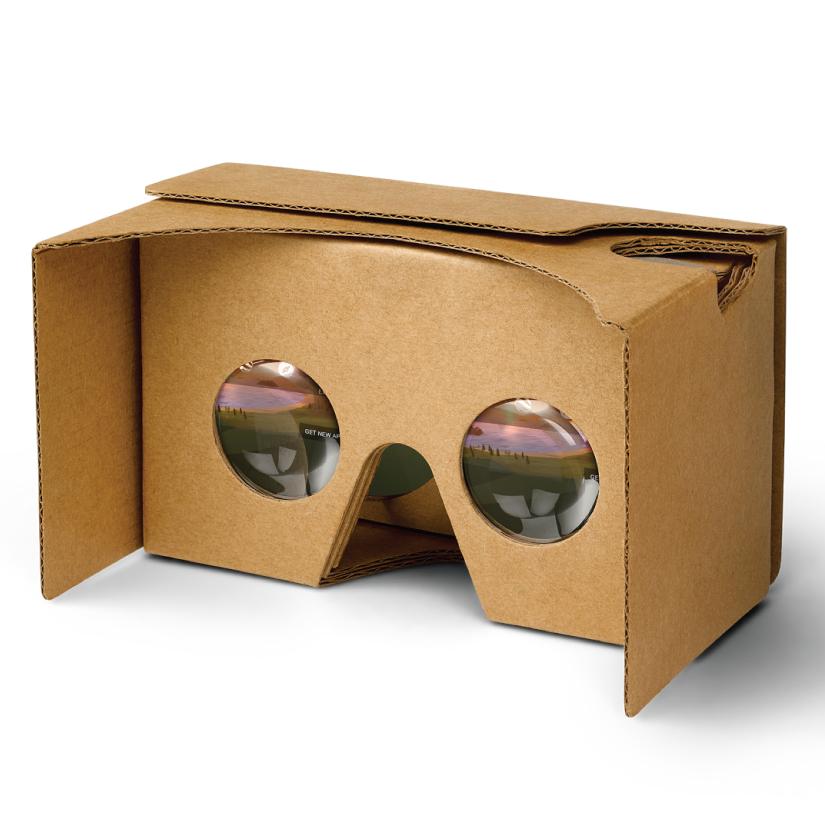 Google Cardboard Brown - Umart...
