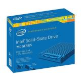 INTEL SEMICONDUCTOR LIMITED Intel 400GB SSD 750 Series with Reseller Box, PCIe3.0 x4