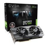 EVGA GeForce GTX 1080 FTW Gaming ACX 3.0 8GB Video Card
