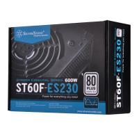 SilverStone 600W Strider Essential 80+ Power Supply (ST60F-ES230)