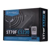 SilverStone 700W Strider Essential 80+ Power Supply (ST70F-ES230)