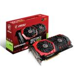 MSI GeForce GTX 1060 Gaming X 6GB Video Card