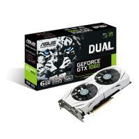 Asus GeForce GTX 1060 Dual OC 6GB Video Card