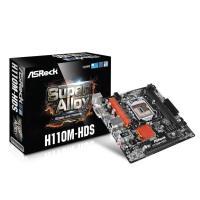 ASRock H110M-HDS DDR4 LGA1151 mATX
