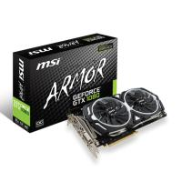 MSI GeForce GTX 1080 Armor OC Gaming 8GB Video Card