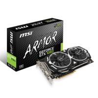 MSI GeForce GTX 1060 Armor OC 6GB Video Card