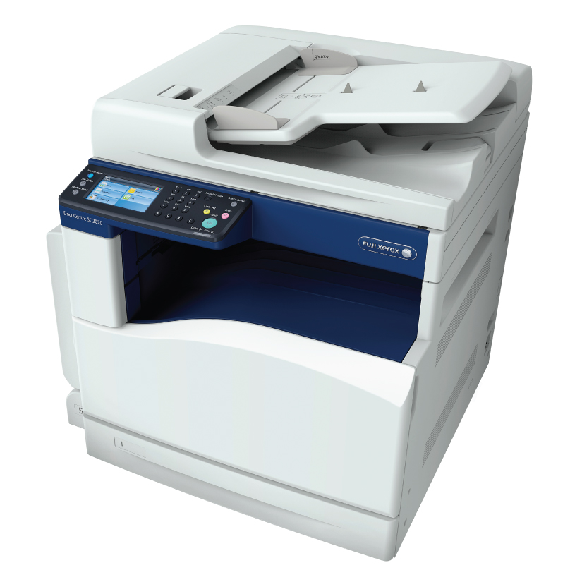 Fuji Xerox DocuCentre DCSC2020 A3 Colour Multifunction Printer.20/20 ppm print-copy-scan-email (fax