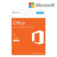 Microsoft Office 2016 Home and Business Win English APAC DM Medialess P2