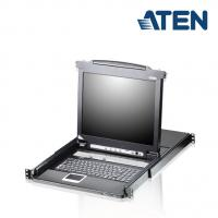 Aten CL1308N 19inch LCD KVM Switch  8 Ports