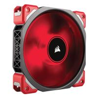 Corsair ML120 PRO LED, Red, 120mm Premium Magnetic Levitation Fan