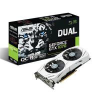 Asus GeForce GTX 1070 Dual OC 8GB Video Card
