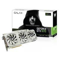 Galax GeForce GTX 1070 White HOF 8GB Video Card